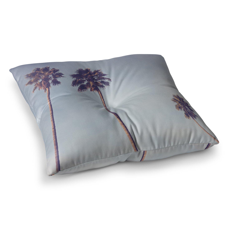 Kess InHouse Catherine McDonald Sunshine and Warmth Square Floor Pillow 23' x 23'