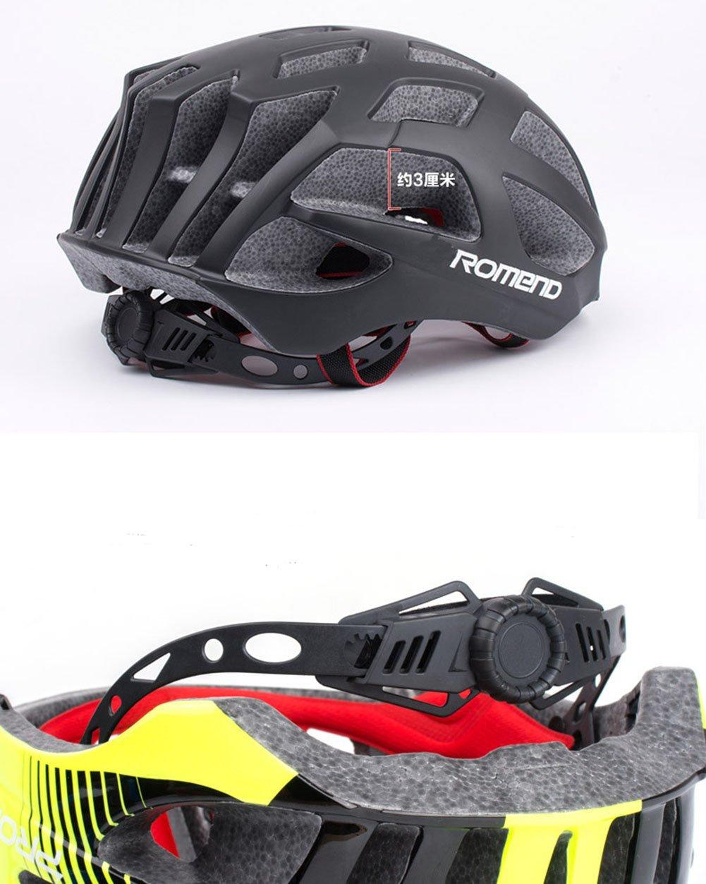 ROMEND Erwachsene Sport Einstellbare Helm Sicherheit CPSC - Zertifiziert - CPSC Stoß- Winddichtes Schutzausrüstung Für Skifahren, Snowboarden, Motorrad Radfahren Und Motorschlitten Leichte, Atmungsaktiv 3a92df