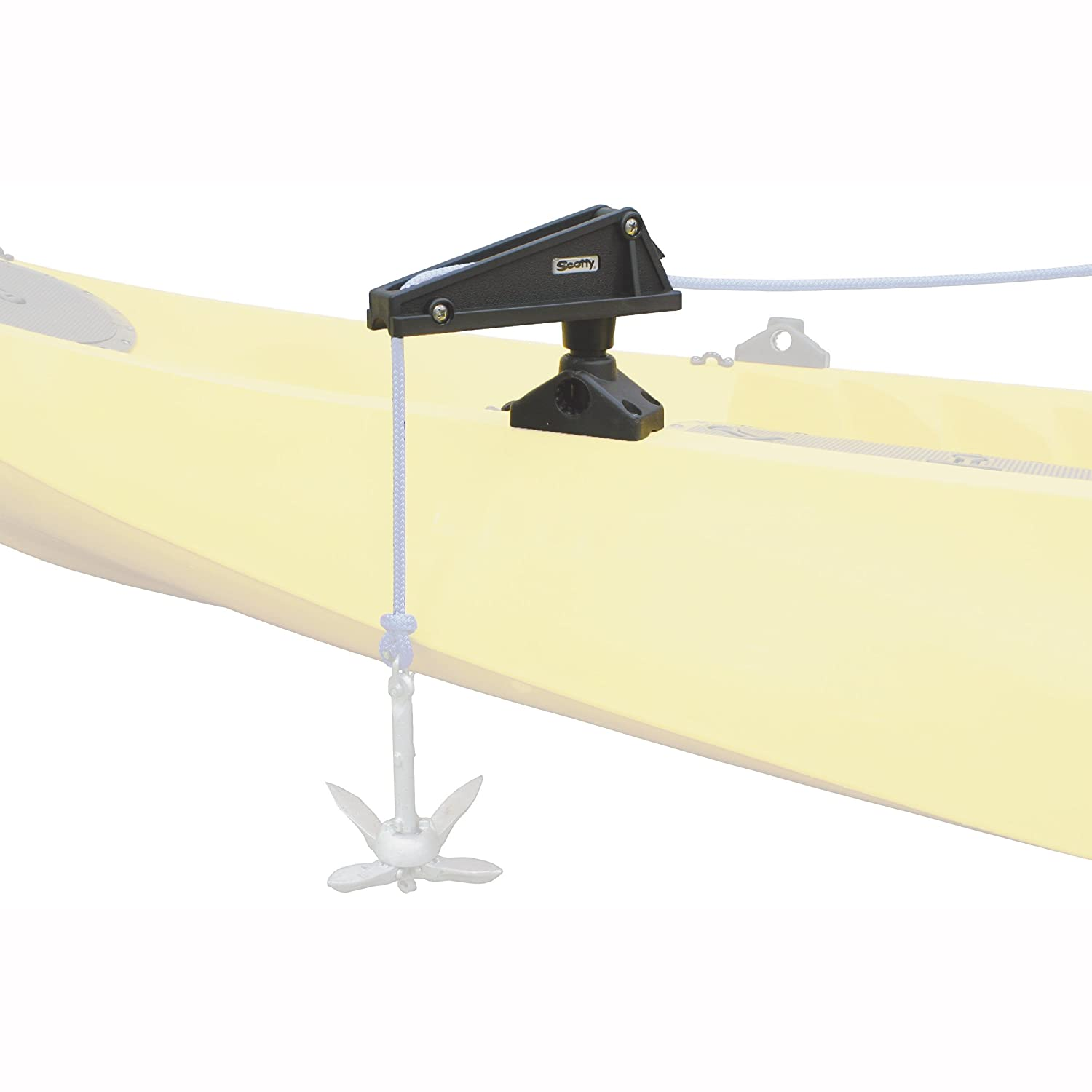 best kayak anchor system fishing