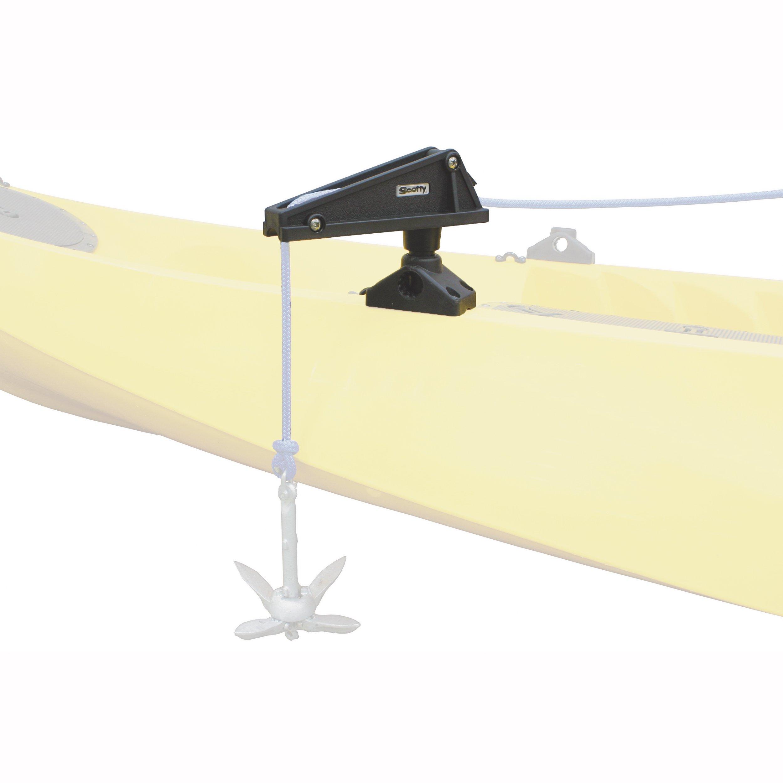 Scotty #276 Anchor Lock w/ #241 Side Deck Mount