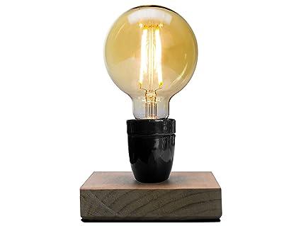 Vintage En E27 Lampe Led Gusta Edison IncluseDoré BoisAmpoule c1JlFK