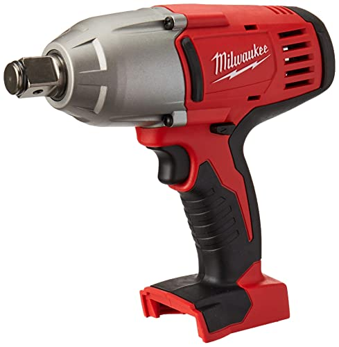 Milwaukee, 2664-20, Cordless Impact Wrench, 9 In. L