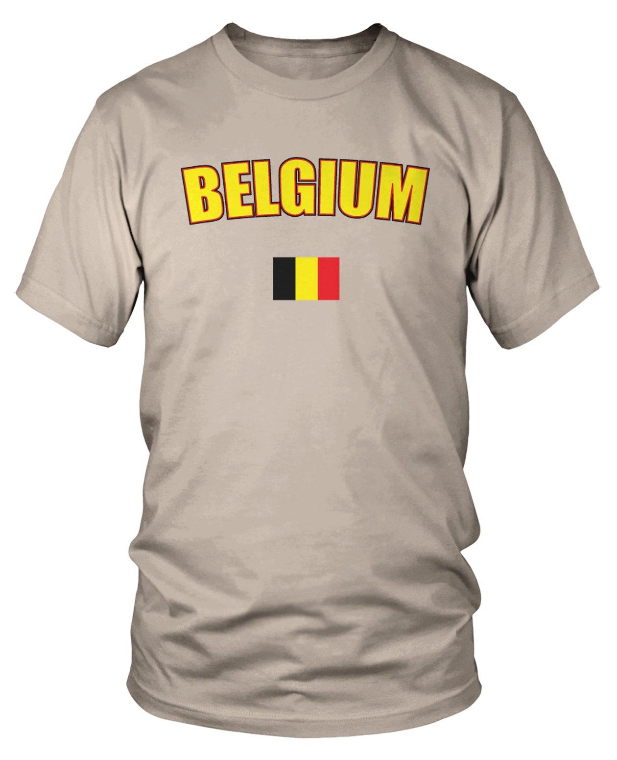 Belgium Country Flag Belgian Flag T Shirt 5229