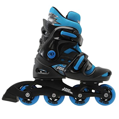 Amazon.com  No Fear Kids Inline Skate Boys Children Roller Skates  Shoes f93fe4c2fe48