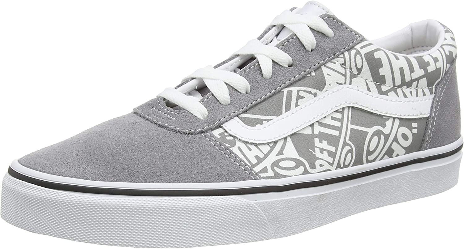 Vans Ward SuedeCanvas, Baskets Homme