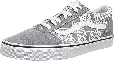 vans ward canvas sneakers basses homme