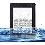 Redpepper Kindle Paperwhite Case Cover Waterproof Dirtproof Snowproof Shockproof Box Hard Tablet Shell for Amazon Kindle Paperwhite eReader (Black)