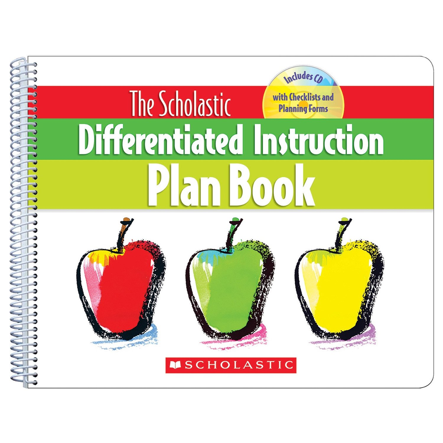 The Scholastic Differentiated Instruction Plan Book Cindy