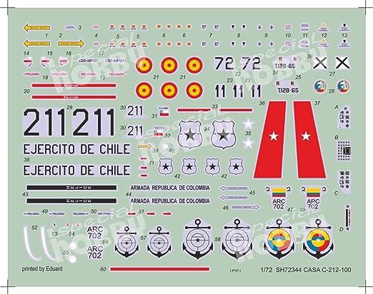 Unbekannt Special Hobby 100 de sh72344 Maqueta de casa C.212 - 100: Amazon.es: Juguetes y juegos