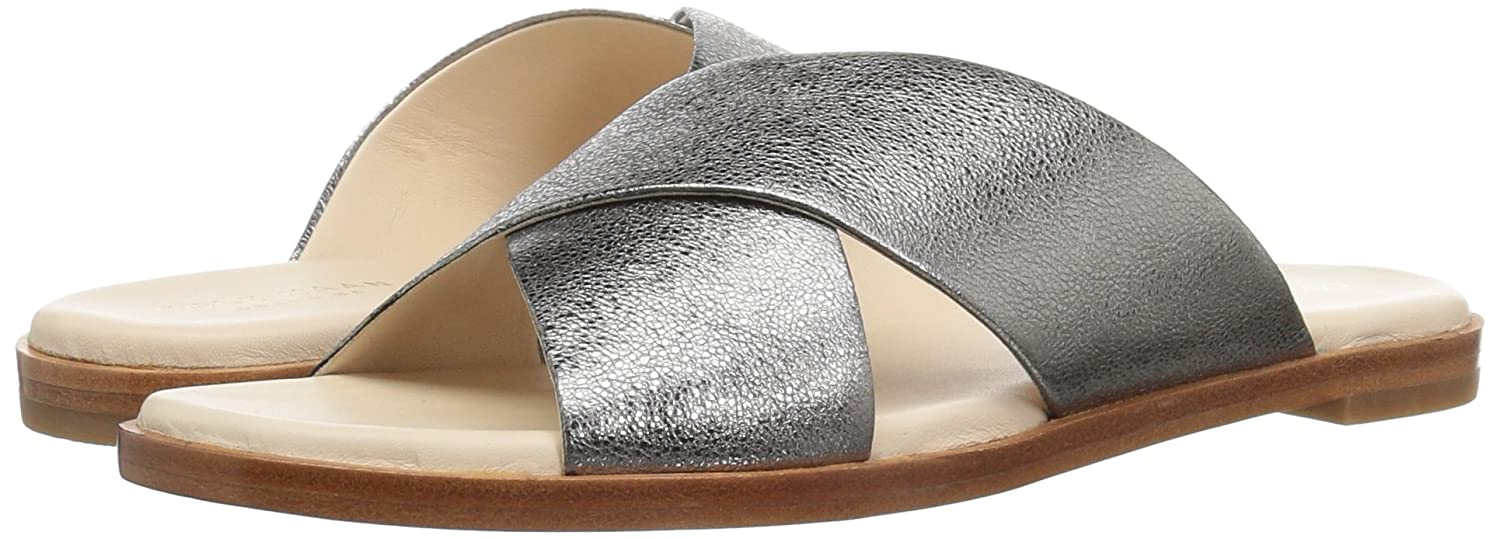 8f2aa6505e0 Amazon.com  Cole Haan Women s Anica Criss Cross Sandal Slide  Shoes