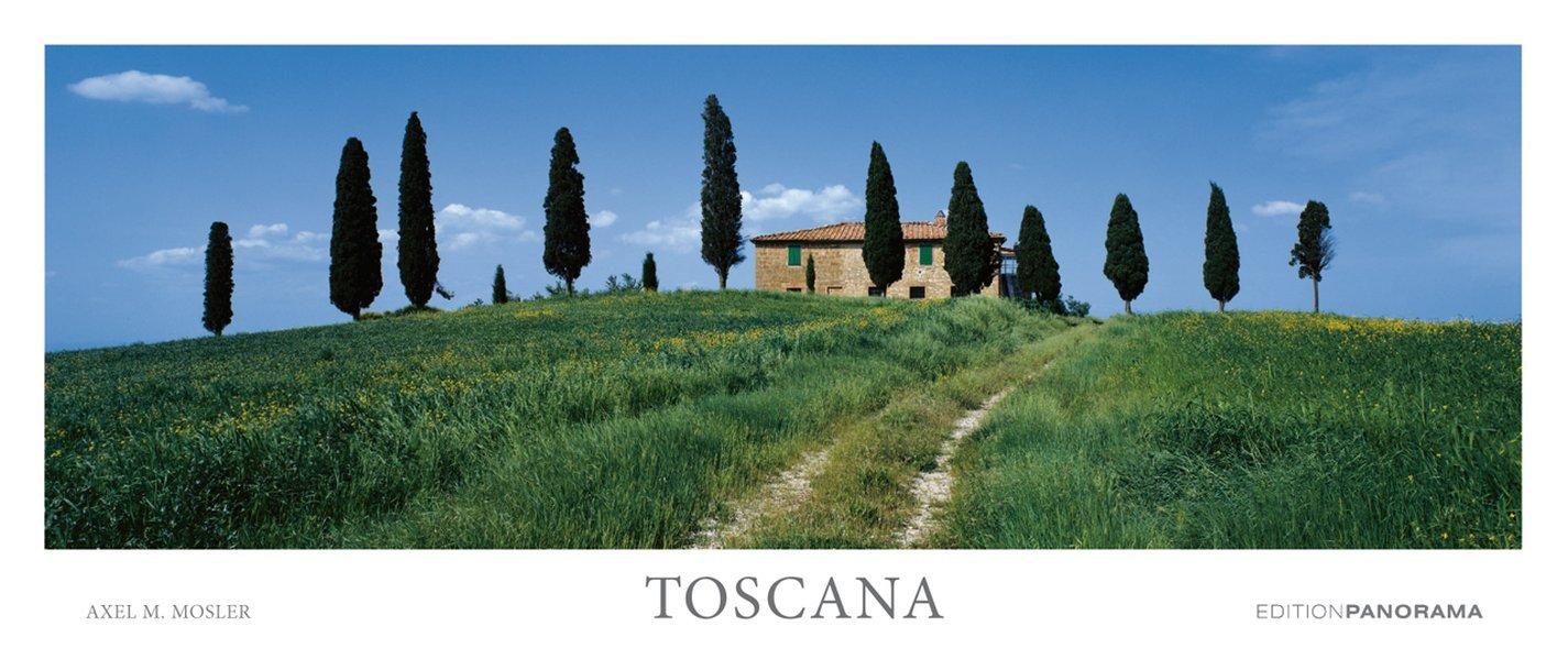 Toscana - Kalender immerwährend