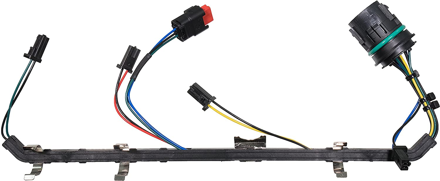 Sensational Amazon Com Apdty 140046 Fuel Injection Injector Wire Wiring Harness Wiring Digital Resources Instshebarightsorg