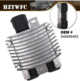 HZTWFC Radiator Cooling Fan Control Module Relay ECU 940009402 Compatible for Volvo Jaguar - Land Rover