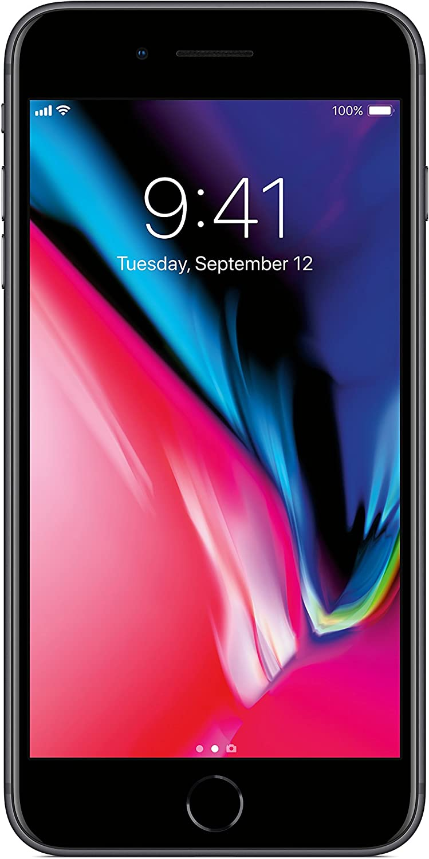 Apple iPhone 8 64GB, Verizon, Space Gray (Renewed)