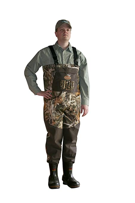 822df539b4159 Waterfowl Wading Systems Max-4 Heavy Duty Breathable Bootfoot Wader (7)