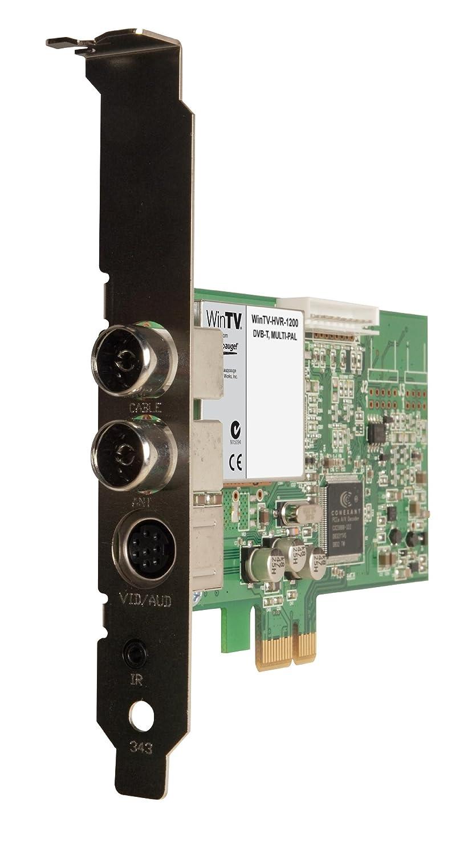 Hauppauge WinTV-HVR-1200 IR Remote Drivers (2019)