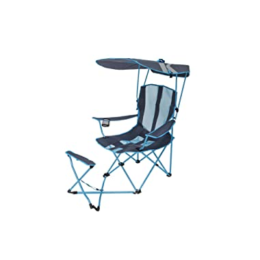 Kelsyus Original Canopy Chair with Ottoman