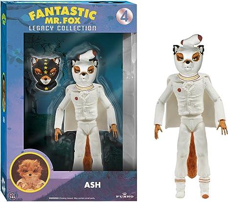 Fantastic Mr Fox Ash Figures Amazon Canada