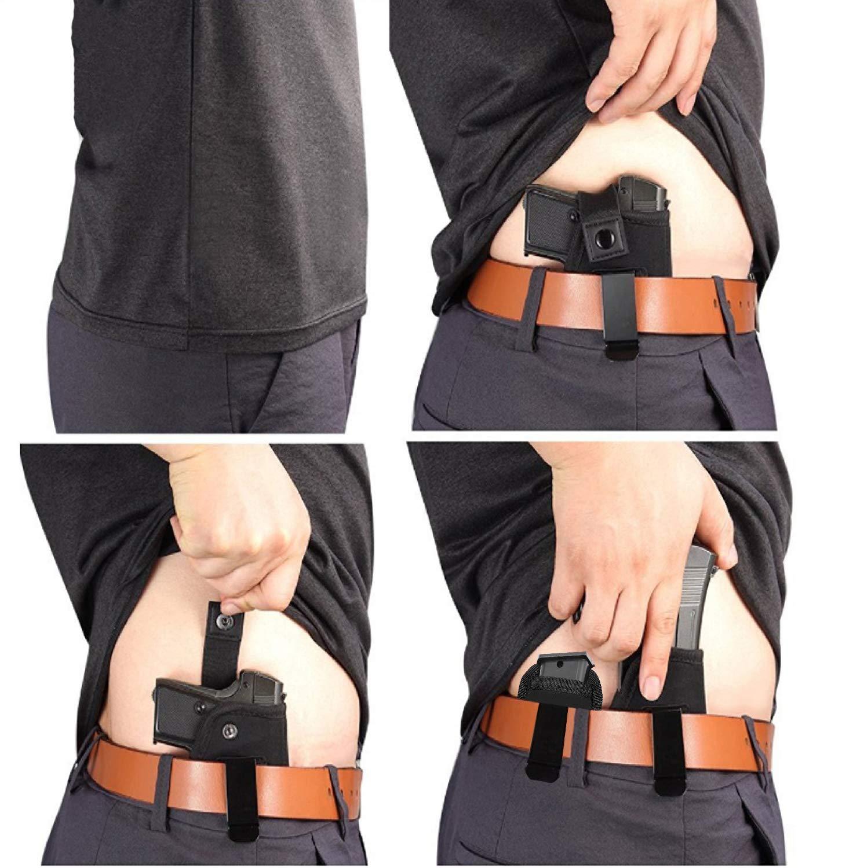 Gun Holsters Tenako Universal Magazine IWB Holster for