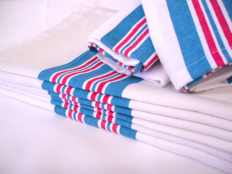 Amazon.com: 6pk – 100% algodón suave Nursery a recibir ...