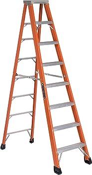 Louisville Ladder 8-Foot Type IAA Fiberglass Step Ladder