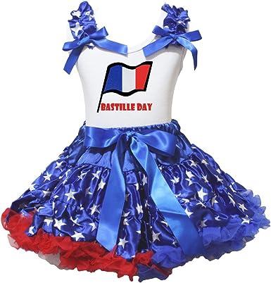 Petitebelle - Falda para Camisa (Cinta Azul), diseño de la ...