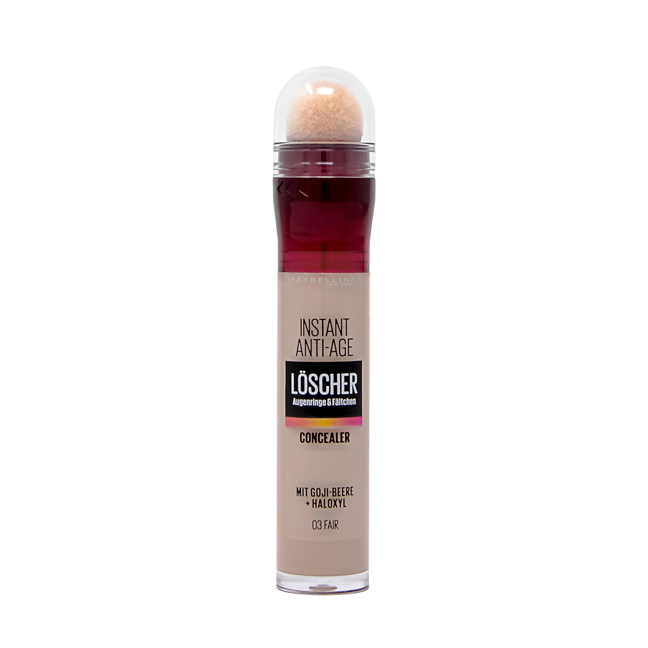 Maybelline New York Instant Anti-Age Effekt Concealer, 03 Fair, 1er Pack (1 x 6,8 ml) product image