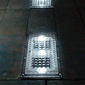 Paverlight xt solar powered outdoor brick driveway lights set of 2 paverlight xt solar powered outdoor brick driveway lights set of 2 mozeypictures Image collections