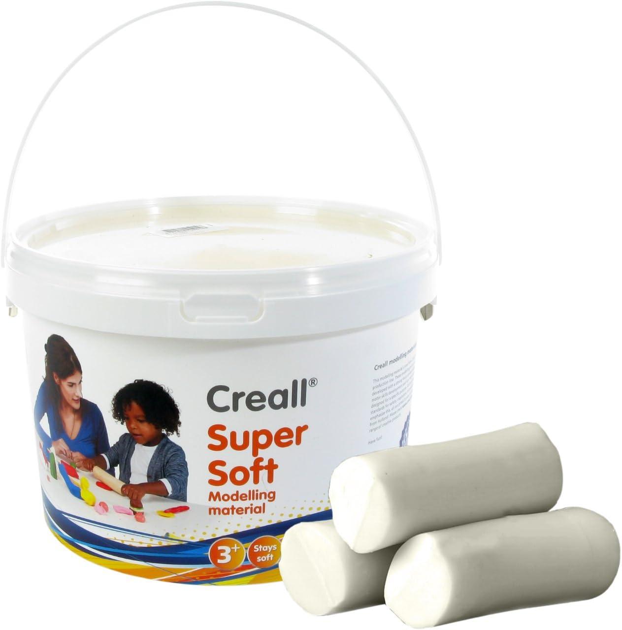 Creall havo25015/1750/g wei/ß Havo Super Soft Modellier Material Set