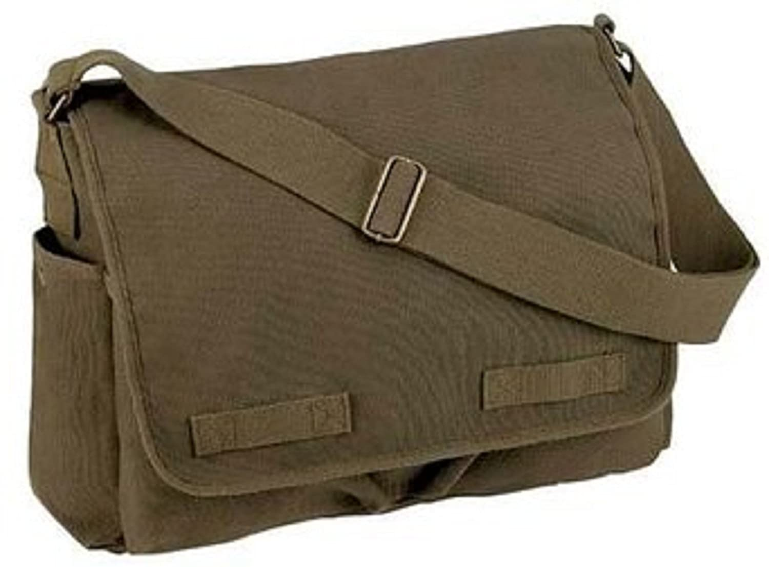 Amazon.com  9148 Messenger Bag Olive Drab  Clothing 6d57f824f76