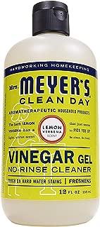 product image for Mrs. Meyer's Clean Day Vinegar Gel Cleaner, Lemon Verbena, 12 oz