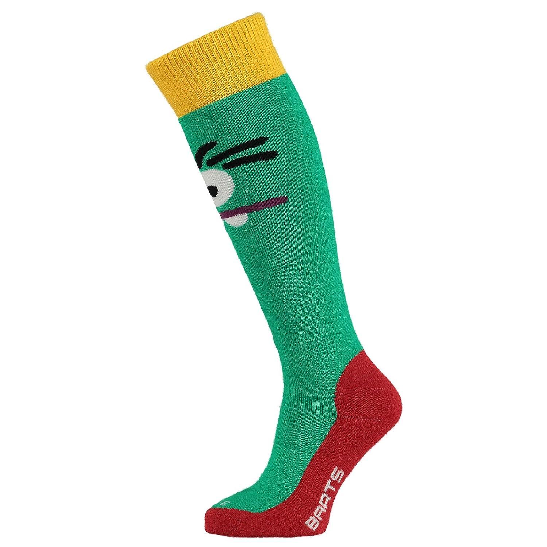 Barts Basic Ski & Board Socks - Childrens - Crazy Green - 9-12 UK [27-30 EUR]