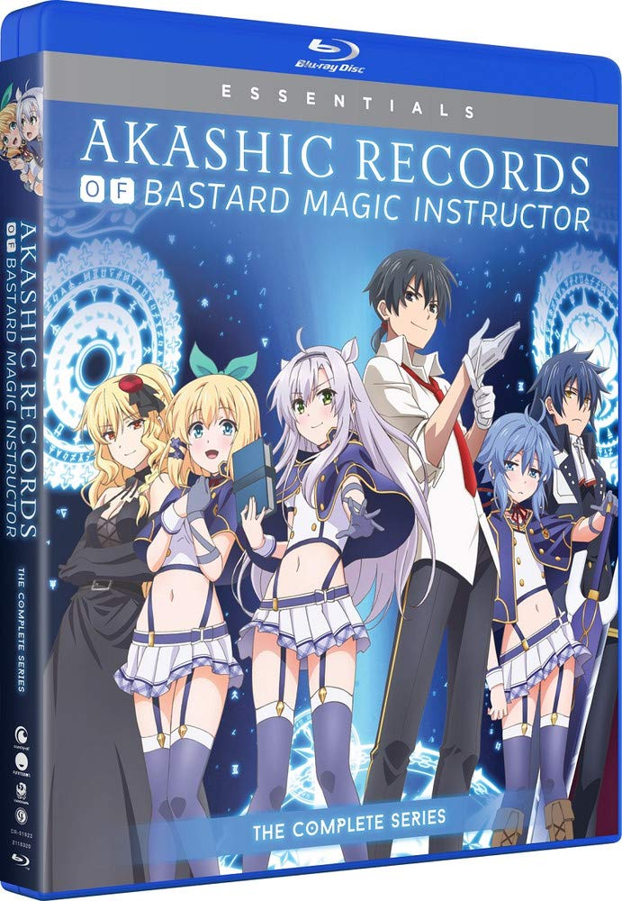 Akashic Records of Bastard Magic Instructor Essentials Blu-ray (Dual Audio)
