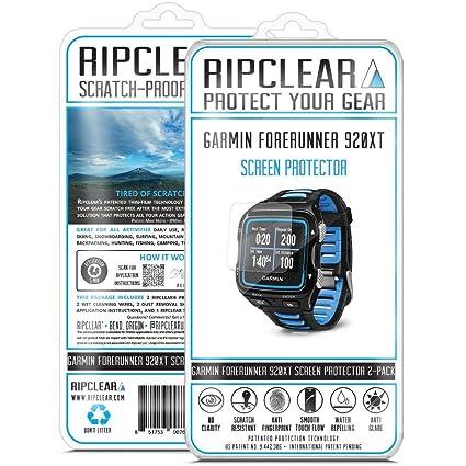 Ripclear Garmin Forerunner 920XT Smartwatch Screen Protector ...