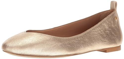 4548c2102f5 UGG Women's Lynley Metallic Ballet Flat