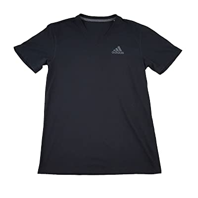 adidas Mens Short Sleeve Poly Climalite T-Shirt at Amazon Men's Clothing store