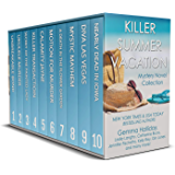 Killer Summer Vacation: Mystery Novel Collection