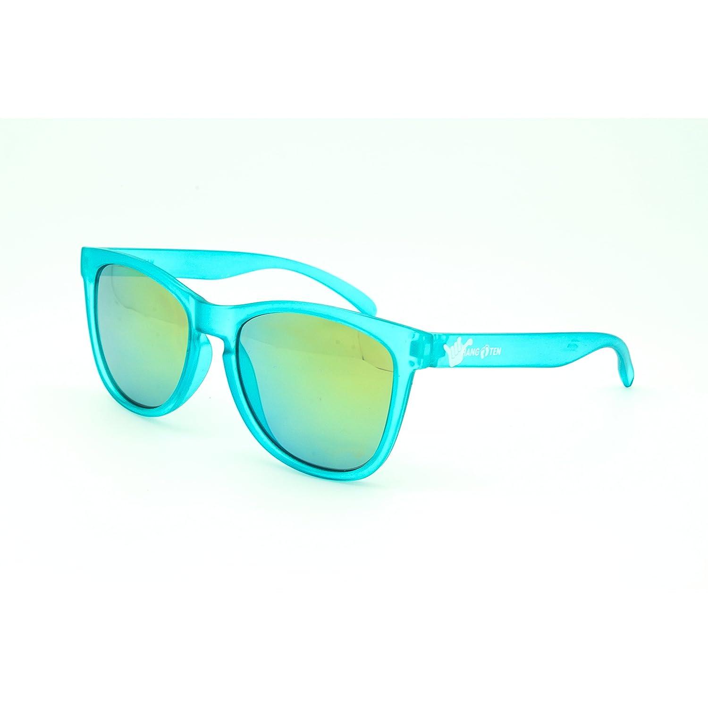 Hang Ten Kids Sunglasses Black & Blue