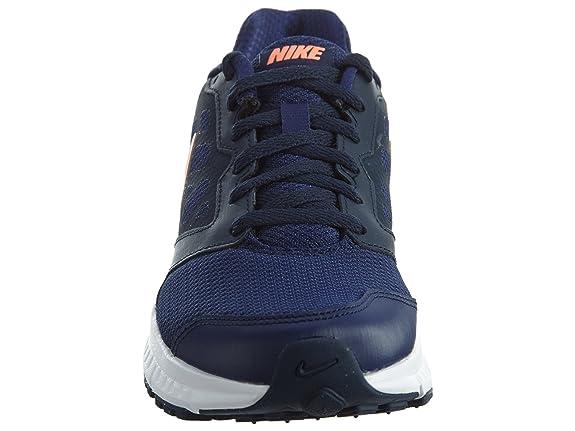 Nike 684765-406, Zapatillas de Trail Running para Mujer, Azul (Loyal Blue/Bright Mango Obsidian White), 37.5 EU