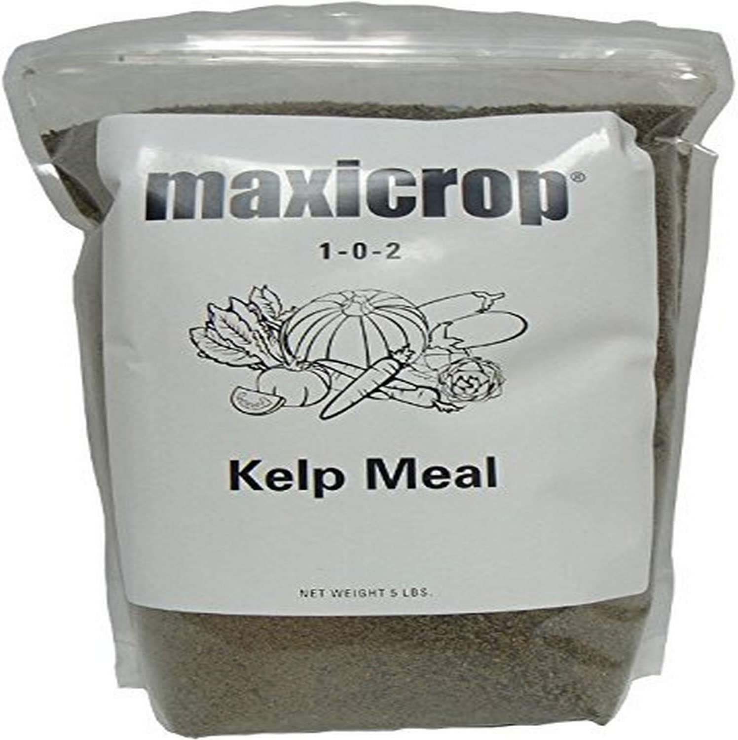 Maxicrop 5000 Kelp Meal, 5-Pounds