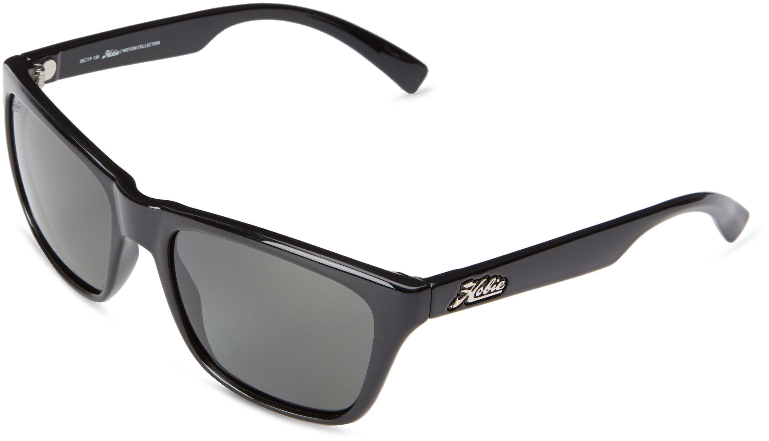 2e44c2088b Hobie Woody-50PGY Polarized Rectangular Sunglasses