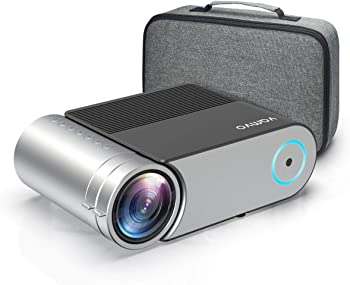 Vamvo L4200US 3800-Lumens LED Home Theater Projector