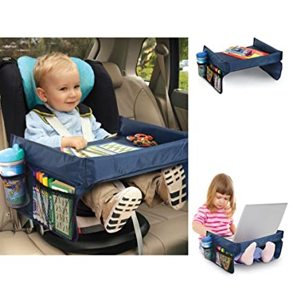 6ea27c9652af Kids Baby Waterproof Safety Car Seat Star Snack And Play Travel Tray ...