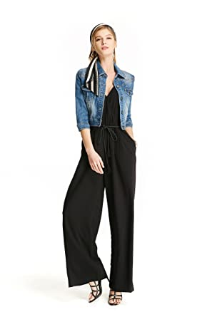 Track Seven Juniors Basic Half Sleeve Slim Cropped Casual Jeans
