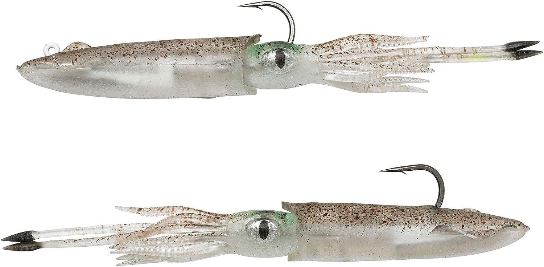 SavageGear 3D Swim Squid 18 cm 50 grs Couleur Red Brown