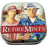 The Unemployed Philosophers Guild Retiremints - 1 Tin of Mints