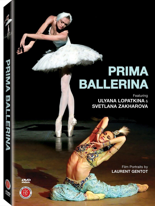 DVD : Svetlana Zakharova - Prima Ballerina (Full Frame, Subtitled)