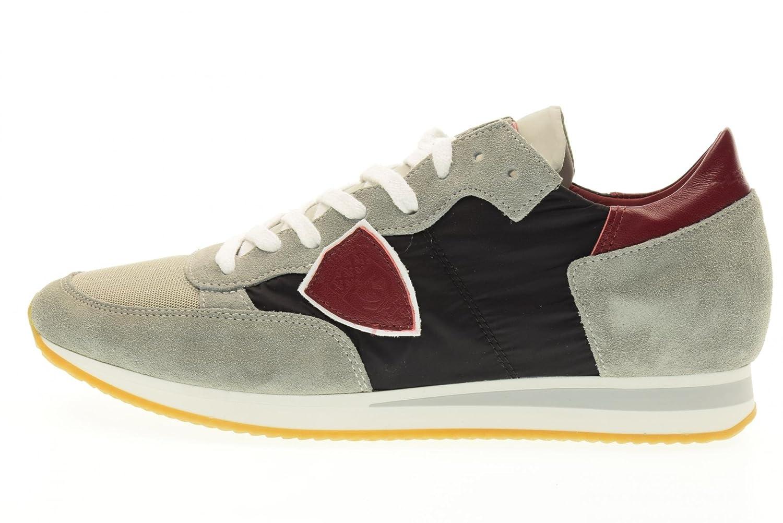 Philippe Model Scarpe Uomo Sneakers Basse TRLU WX45 Tropez