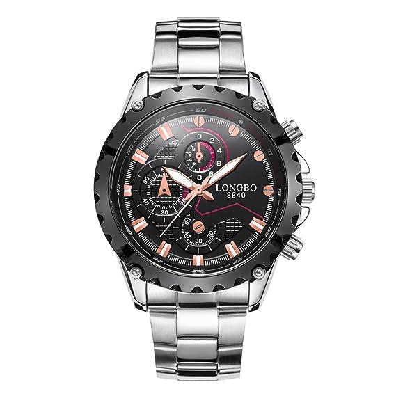 Combinar reloj rojo hombre