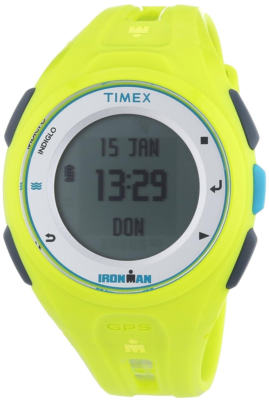 e8219d854c5c Timex Reloj Digital para Hombres de Cuarzo con Correa en Plástico  TW5K87500  Amazon.es  Deportes y aire libre